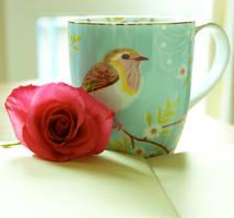 Sunday Tea by ZoeWieZo