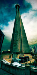 Cn tower_toronto_canada by spwam