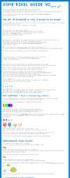 Pixel guide PART 1 by Chisari