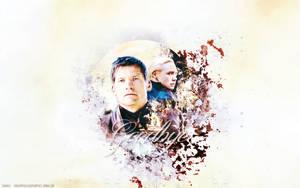 Jaime and Brienne - Goodbye Brienne by chiaratippy