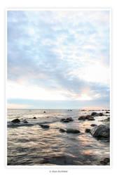 Baltic Rocks by Alan-Eichfeld