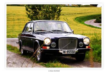 70's Volvo 164 by Alan-Eichfeld