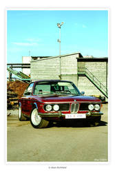 70's BMW 3.0 CSI by Alan-Eichfeld