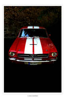 1969 Ford Mustang by Alan-Eichfeld