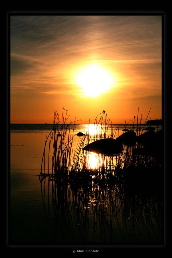 Baltic View by Alan-Eichfeld
