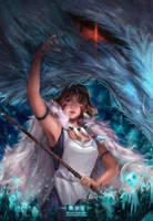 Princess Mononoke by MistiousStar