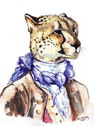 Cheetah by SeaAngel2133