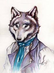 Wolf by SeaAngel2133