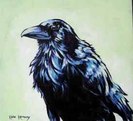 Key Lime Raven by SeaAngel2133