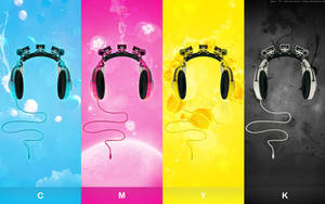 CMYK Your Music by K3nzuS