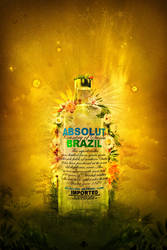 Absolut Advertising by K3nzuS