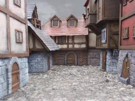 Street view 3 by dlshadowwolf