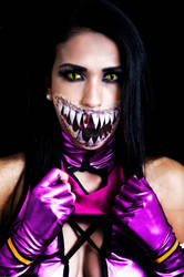 Mileena II by AnaLuSauceda