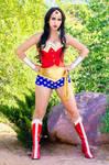 Wonder Woman II by AnaLuSauceda
