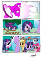 MLP 13 - Equestria Girls meets My Little Pony by RingTeam