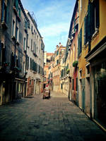 Lost in Venice by wildx22