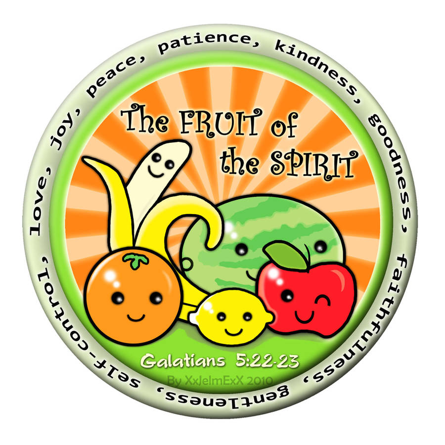 the FRUIT of the SPIRIT _ENG_ by byJelme