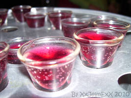 Lord's Supper_grape juice by byJelme