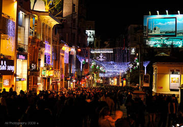 Night of Taksim by AliPhotography