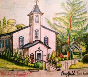 Bayfield Town Hall by Negatif1