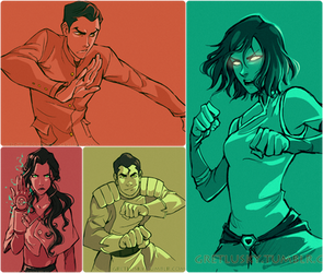 Team Avatar by Gretlusky