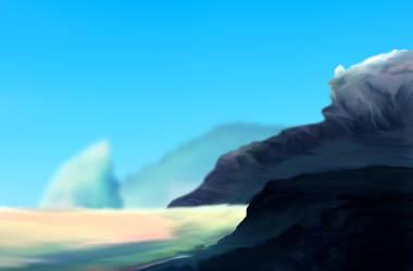 Landscape 1 by Charanty