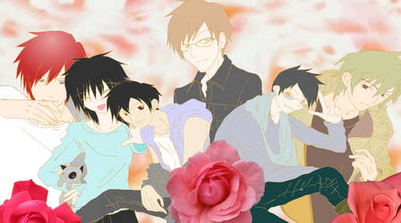 Evening Musuko - Ouran parody by HCEveningMusuko
