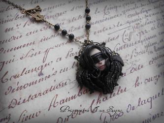 Lady Crow by PrigionieradiunSogno