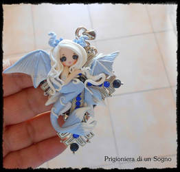 Lady Dragon by PrigionieradiunSogno
