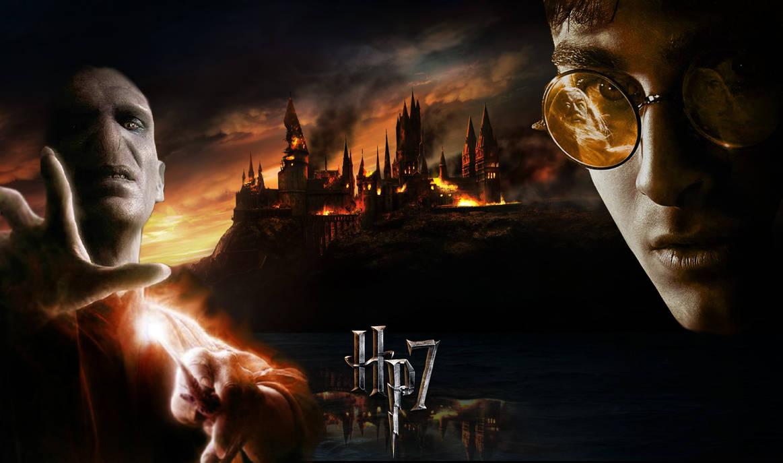 Harry Potter 7 Wallpaper By Xnanaleex On Deviantart