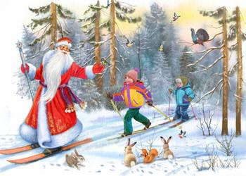 Happy New Year by Dudarenko