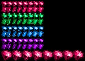 JJ2 OEM Gems Sprites by Alex13Art