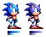 Sonic Classic Palatte by Alex13Art