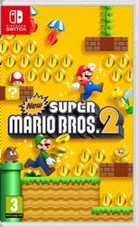 New Super Mario Bros 2 Switch by Alex13Art
