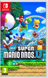 *REAL* New Super Mario Bros U Switch by Alex13Art