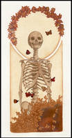-Death brings Fall- by IngeVandormael