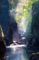 Secret River by tonyhurst