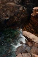 Cliffs by tonyhurst