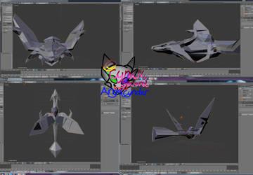 Dragonmodelfullview by AngelCnderDream14