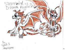Silverwind Dream Rayvern by AngelCnderDream14