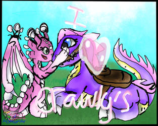 I heart Crawly's FOR FANS! by AngelCnderDream14