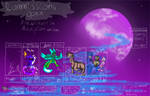 My commissions sheet thingy1st( No longer in use!) by AngelCnderDream14