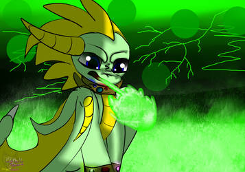 Sparrow the cursed breath by AngelCnderDream14