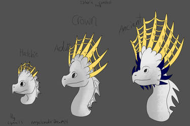 Istaria Crown heads by AngelCnderDream14