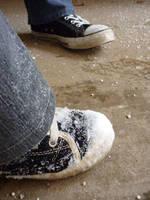Snowstorm by cyankali