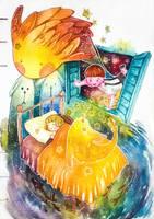 Dream by soweii
