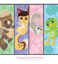 bookmarks for Manifest 2009 by chiccachilli