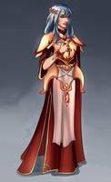 Restoration Queen by gradevus