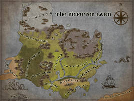 The Disputed Land by TheFlyingSniper
