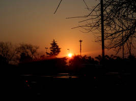 The sun appears for us by Mheely